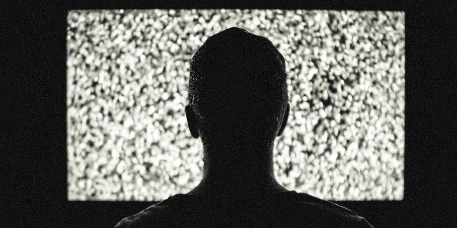 Mann Medien Fernsehen